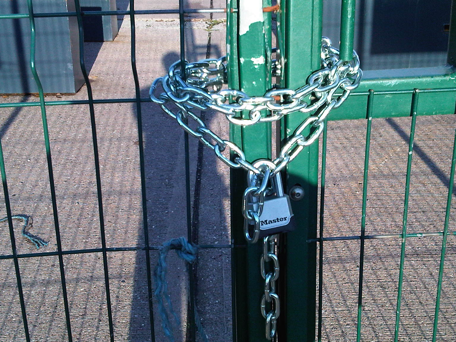 Lock Up Services from 5 Star Security Solutions